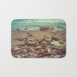 Throwing Stones Bath Mat
