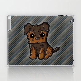 Troy - Silky Terrier Laptop & iPad Skin