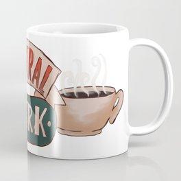 coffeehouse central perk Coffee Mug