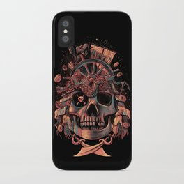 Dead Pirate's Gold iPhone Case