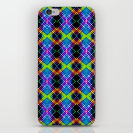 SBS Plaid iPhone Skin