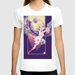 Angel Pin-Up T-shirt
