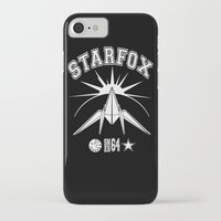 starfox iPhone & iPod Cases featuring STARFOX! by John Medbury (LAZY J Studios)