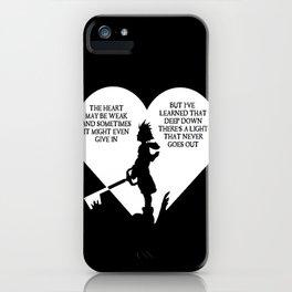 NeverEnding Light iPhone Case