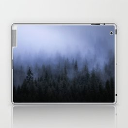 Foggy Forest Laptop & iPad Skin