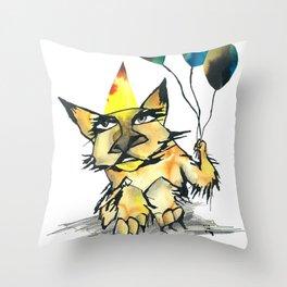 party Throw Pillow