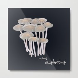 Forest's tiny creatures Metal Print