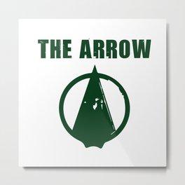Arrow Metal Print