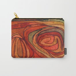 Gravitational spin Carry-All Pouch