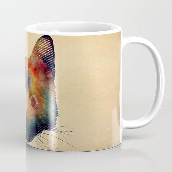 Nebula Cat Mug