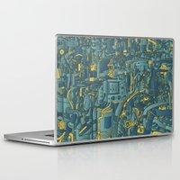 apollo Laptop & iPad Skins featuring Apollo by Guapo