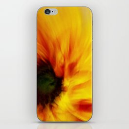 Abstract Dizzy Daisy2 iPhone Skin