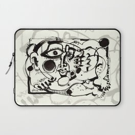 Afternoon Relaxation Laptop Sleeve