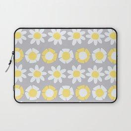 Peggy Yellow Laptop Sleeve