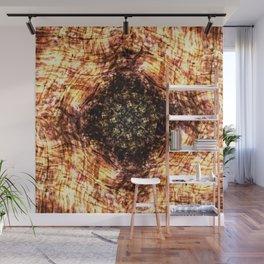 Kaleidoscope - Wood Wall Mural