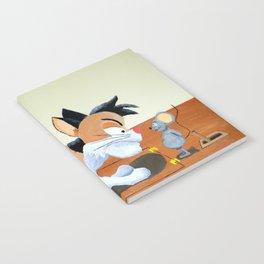 Cat Trap Notebook