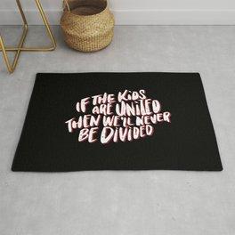 Kids United - Black Rug