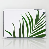 fern iPad Cases featuring Fern by Tamsin Lucie
