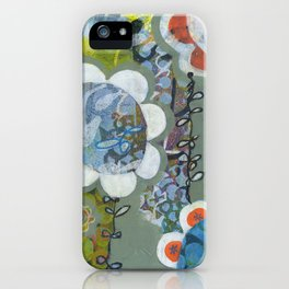 Chatty iPhone Case
