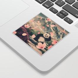 Baby Panda by GEN Z Sticker