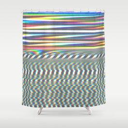 Signal Shower Curtain