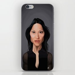 Celebrity Sunday - Lucy Liu iPhone Skin