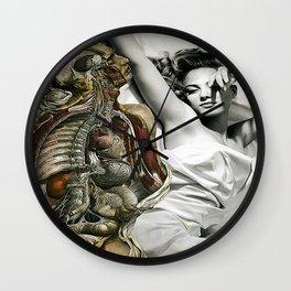 Desamor Wall Clock