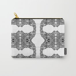 Kaala Chehra  Carry-All Pouch