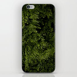 Small leaves iPhone Skin