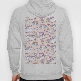 Unicorns and Rainbows Hoody