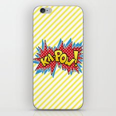 Ka-Pow iPhone & iPod Skin