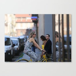 Other girl Canvas Print
