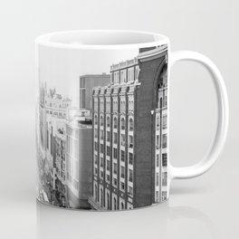 Gran Via in Madrid Coffee Mug