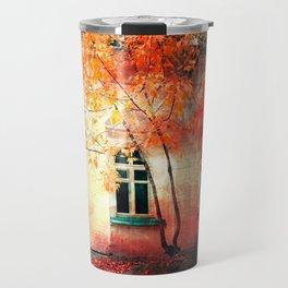 Season of Fire Travel Mug