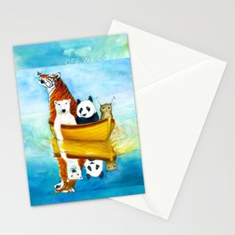 Herbert at Sea Stationery Cards