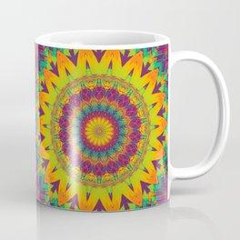 Mandala 073 (Neon) Coffee Mug