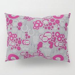 Pink lifting Pillow Sham