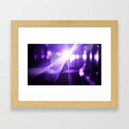 Holding the Will-o-Wisp Framed Art Print