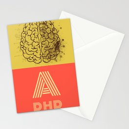 ADHD A1 Stationery Cards