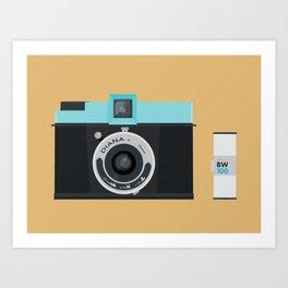 Diana 120 Art Print
