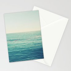 Sparkling Sea Stationery Cards