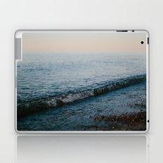 Dusk Waves // Upper Peninsula, Michigan Laptop & iPad Skin