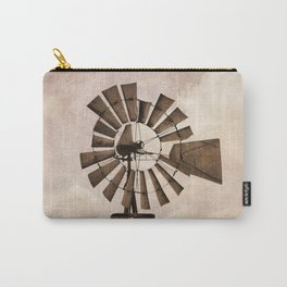 Iowa Windmill Carry-All Pouch