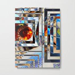 Transuerso Metal Print