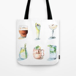Cocktail season! Tote Bag