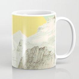 Modern Mountains No. 1 Coffee Mug