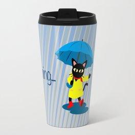 Raining Travel Mug
