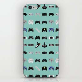 Console Evolution iPhone Skin