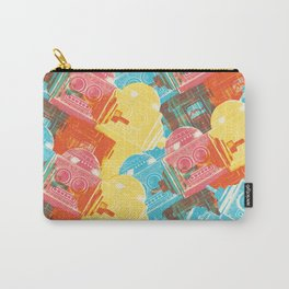 Blip Blop Bleep Carry-All Pouch