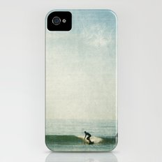 surf days iPhone (4, 4s) Slim Case